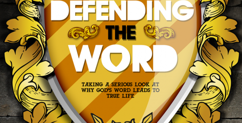 Defending the Word